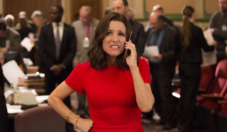 Julia Louis Dreyfuss v seriji Podpredsednica (Veep)