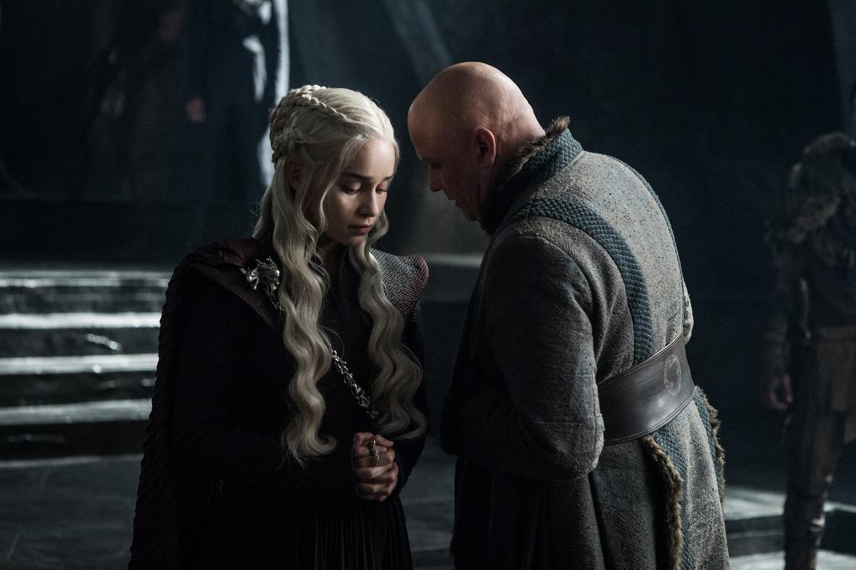 Danerys in Varys v Igri prestolov.