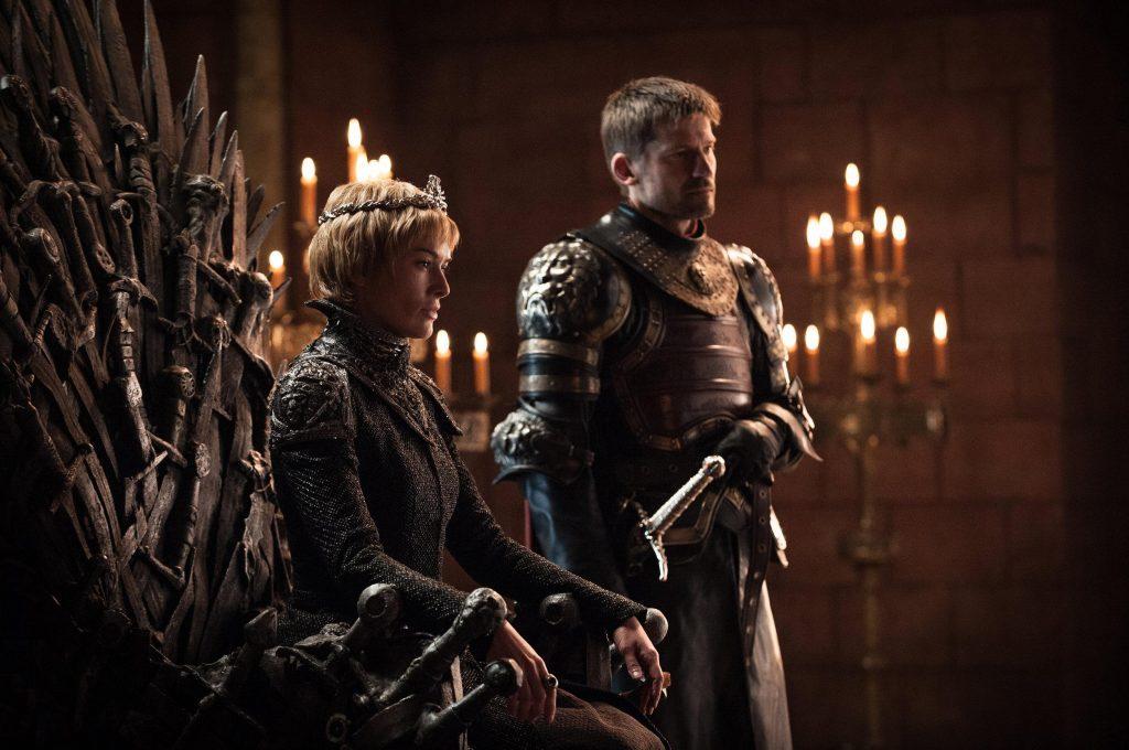 Cersei in Jaime Lannister v seriji Igra prestolov