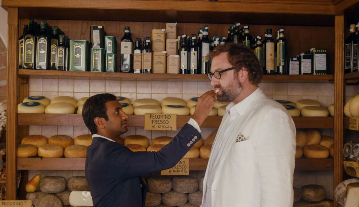 Aziz Ansari v seriji Master of None