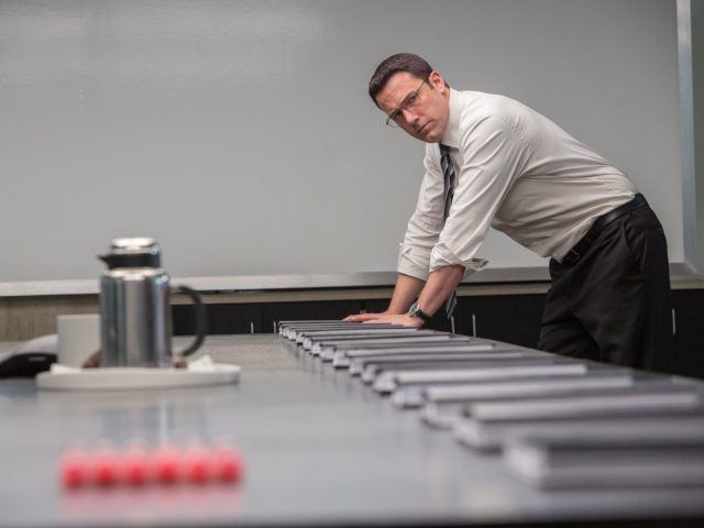 Ben Affleck v filmu Računovodja (The Accountant).