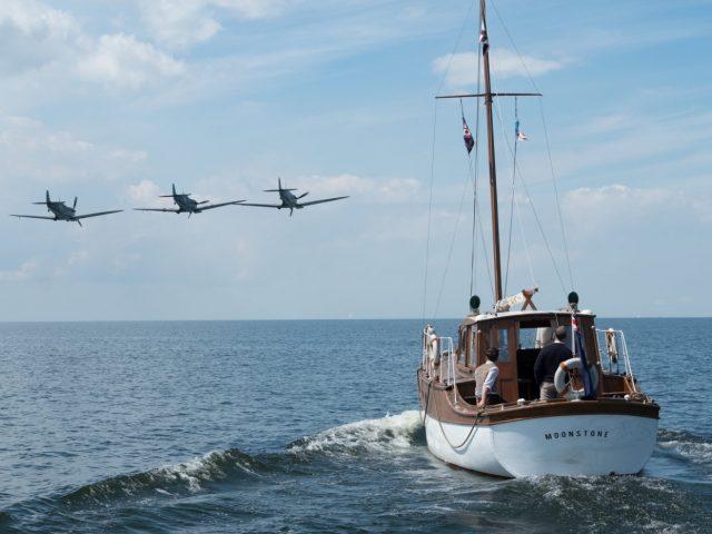 V kinu: Dunkirk, Zgodovina ljubezni, Vojna za planet opic, Bravo!