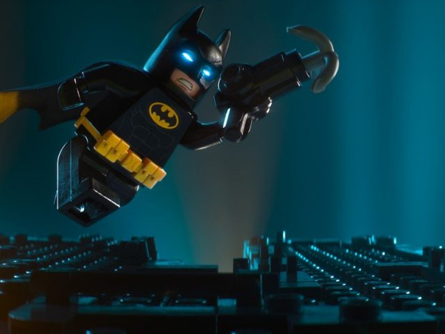 Kaj je to: Lego Batman film