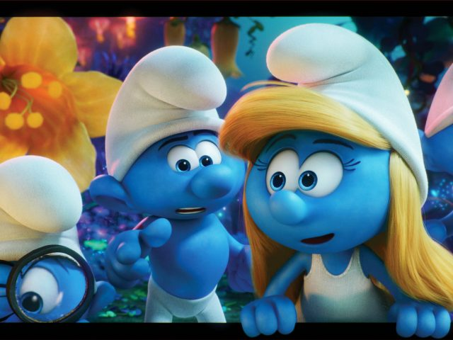 Video ocena: Smrkci: Skrita vas (Smurfs: The Lost Village)