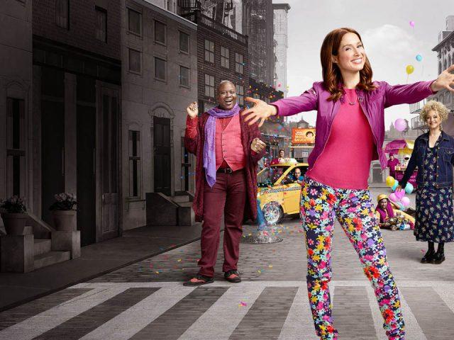 Priporočilo za verižno gledanje: Nezlomljiva Kimmy Schmidt* – 3. sezona (Unbreakable Kimmy Schmidt)