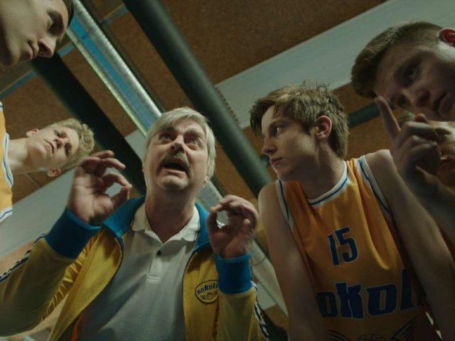 V kinu: Košarkar naj bo, Tisto, Loganovi srečneži, FSF, Spet doma, Ledena babica
