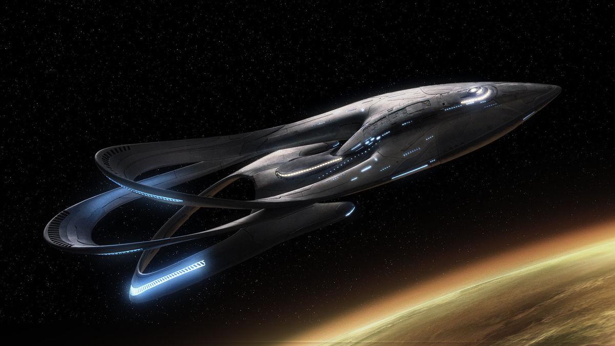 Vesoljska ladja The Orville