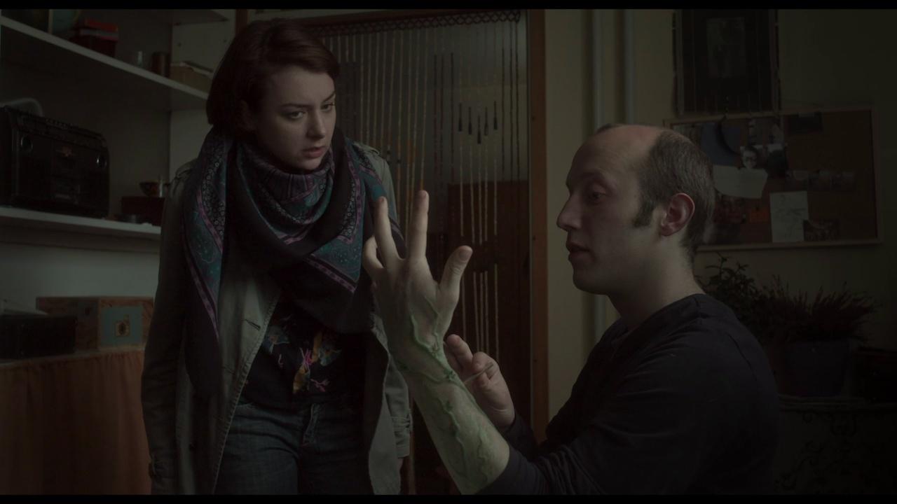 Scena iz filma Anja Ganja.