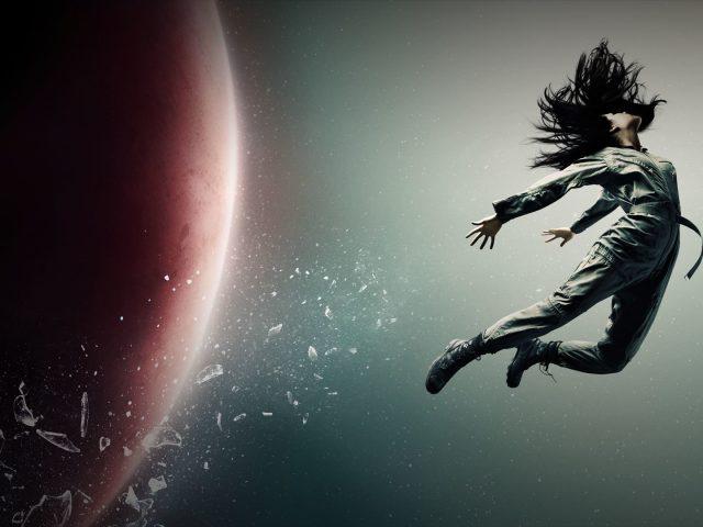 Najboljša vesoljska serija leta je Prostranstvo (The Expanse)