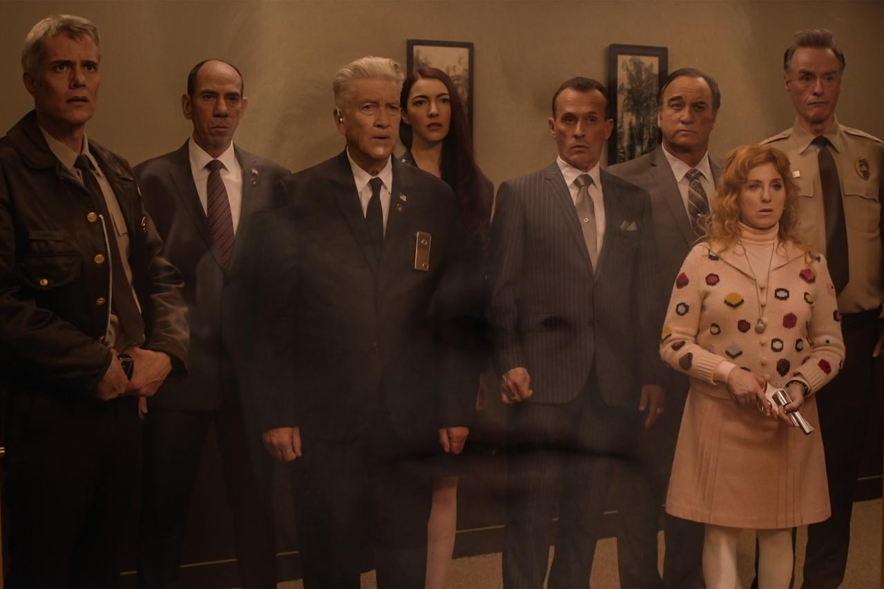 Zasedba serije Twin Peaks.