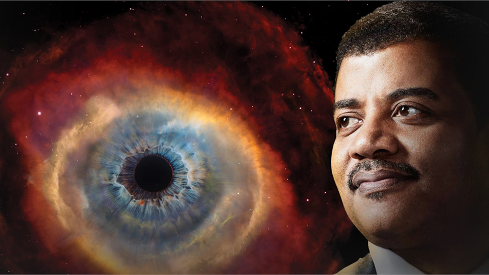 Neil deGrasse Tyson v seriji Kozmos: Odisejada skozi prostor in čas