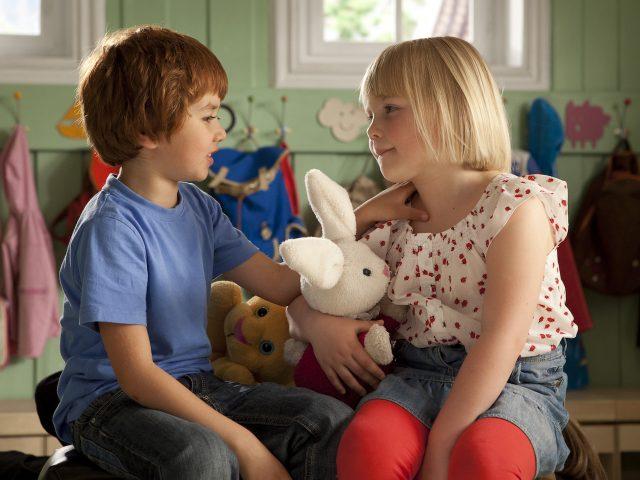 Otroški kino: Gašper in Petra: Najboljša prijatelja (Karsten og Petra blir bestevenner)