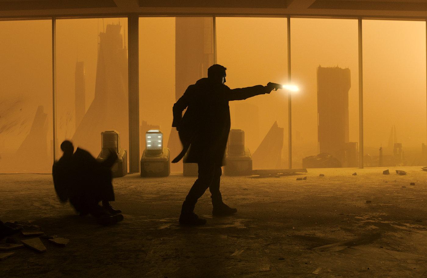 iztrebljevalec 2049 Blade Runner