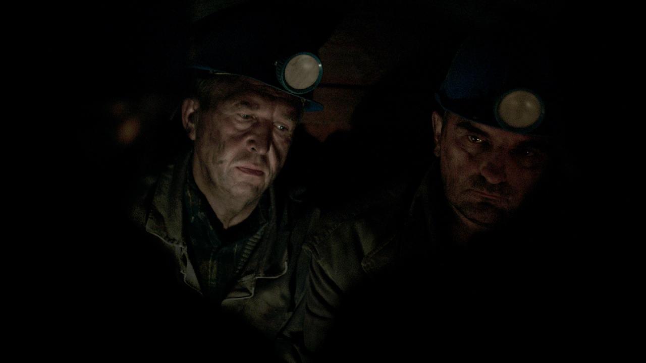 Scena iz filma Rudar.