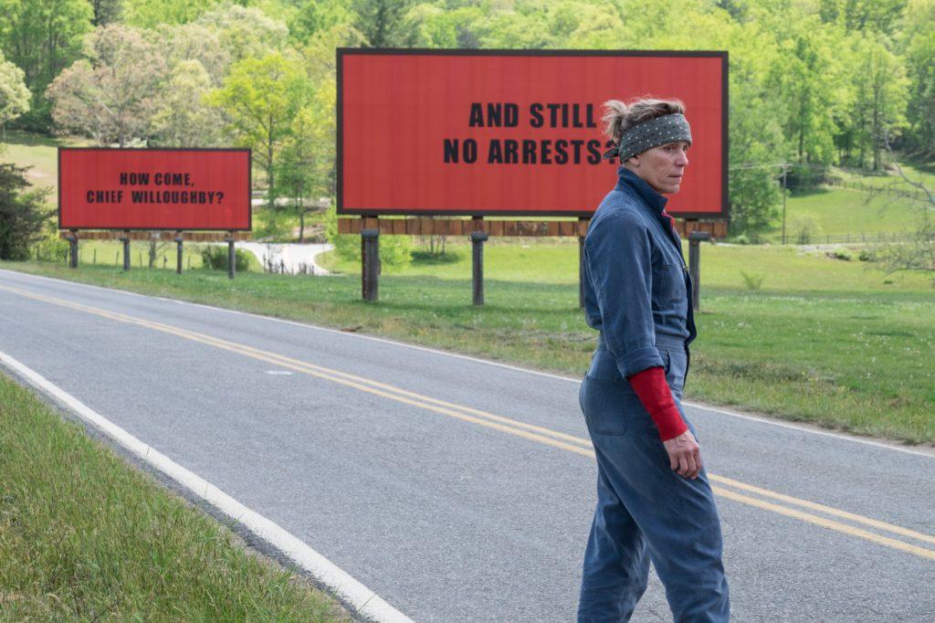 Three Billboards Outise Ebbing, Missouri