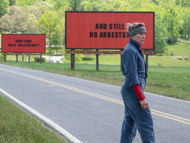 Three Billboards Outise Ebbing, Missouri