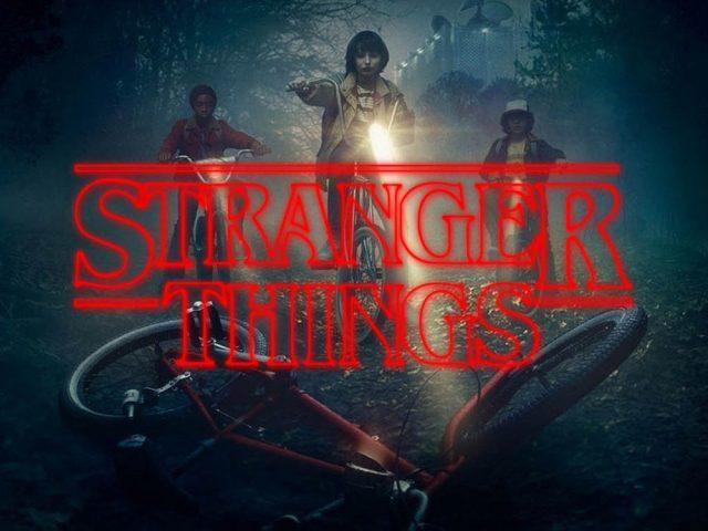 Priporočilo za verižno gledanje: Čudne stvari* (Stranger Things), 1. sezona