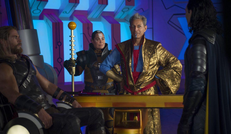 Scena iz filma Thor: Ragnarok