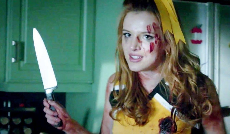 Bella Thorne v filmu Varuška (The Babysitter)