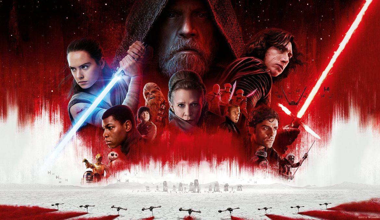 Vojna zvezd: Poslednji Jedi.