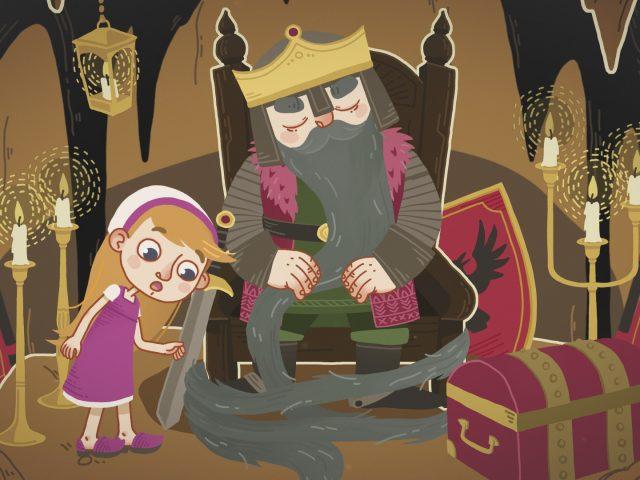 Animirani film Kralj Matjaž.
