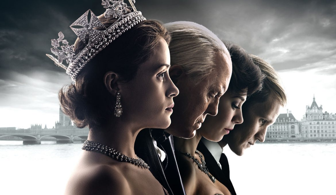 Serija The Crown.