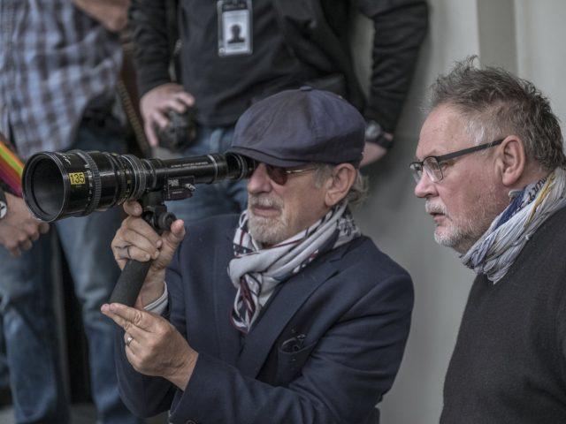 Steven Spielberg: od Žrela do Zamolčanih dokumentov