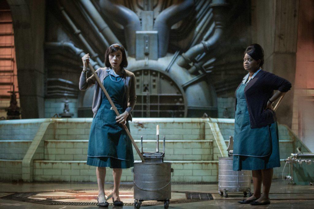 Scena iz filma Oblika vode.