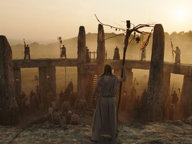 Epske serije, ki niso Igra prestolov: Vikingi, Britanija, Črna jadra, Norsemen