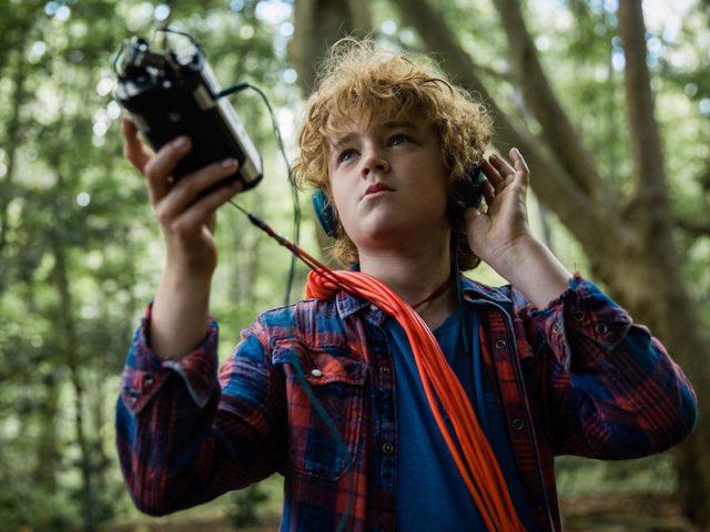 Otroški kino: Fant z oblaki in Potovanje na ladji Beagle