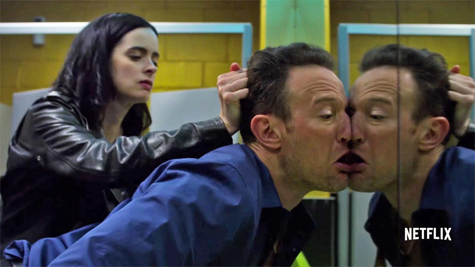 Scena iz serije Jessica Jones