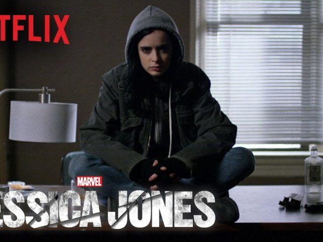 Priporočilo za verižno gledanje: Jessica Jones