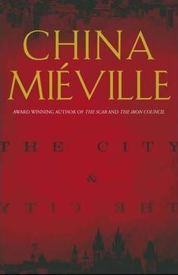 Naslovnica knjige The City and the City
