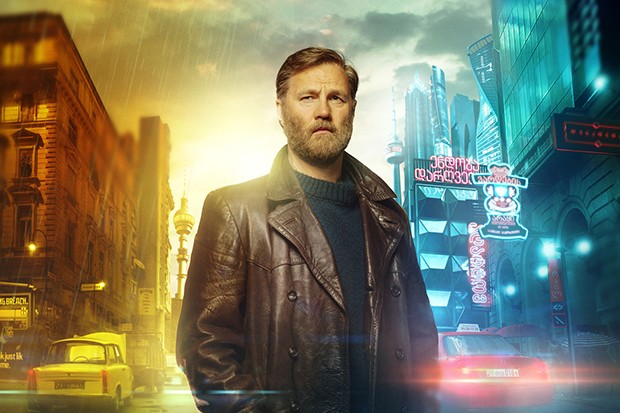 David Morrissey v seriji The City and the City