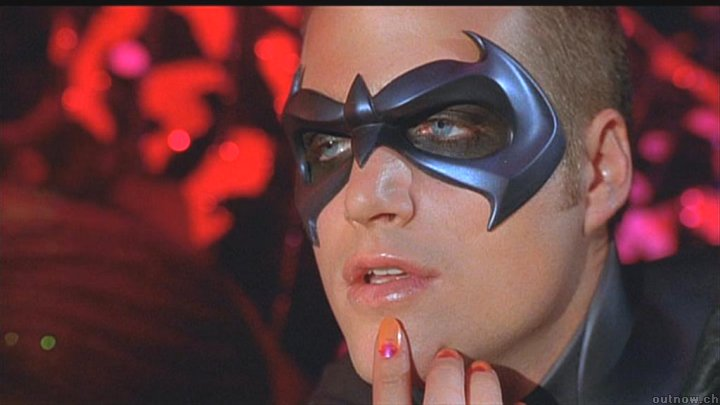 Chris O'Donnell v filmu Batman in Robin