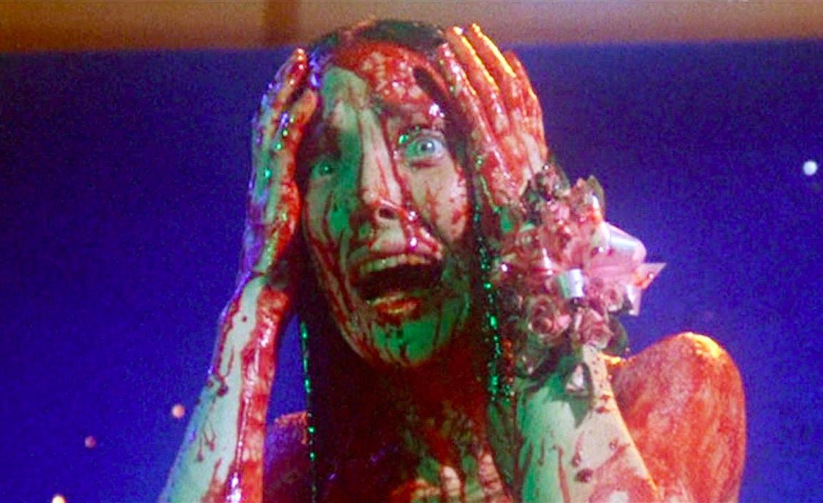 Sissy Spacek v filmu Carrie.
