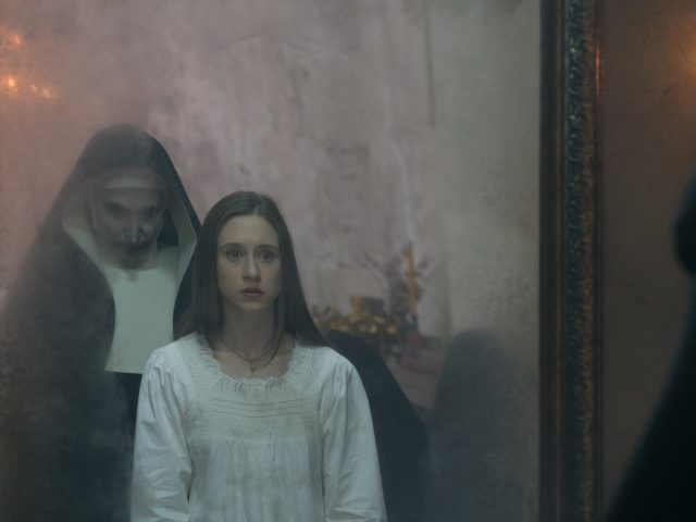 taissa farmina v filmu nuna the nun