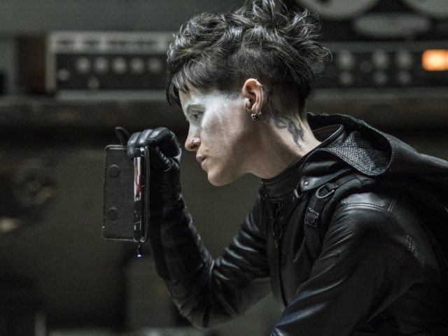 Video ocena: Dekle v pajkovi mreži (The Girl in the Spider's Web)