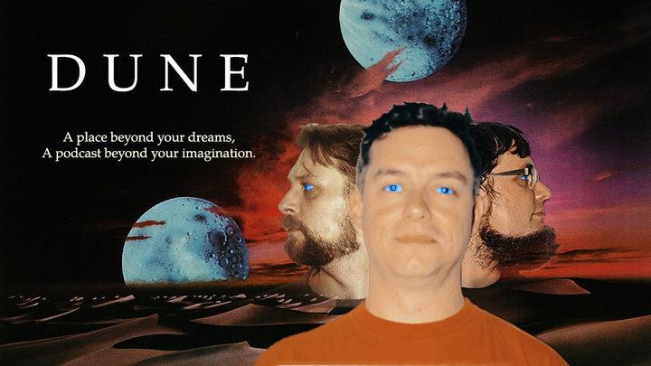 Podkast O.B.O.D. Peščeni planet