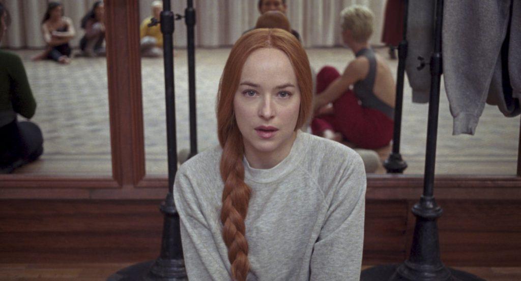 Dakota Johnson v filmu Suspiria