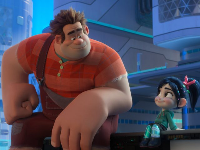 Video ocena: Ralph ruši internet: Razbijač Ralph 2 (Ralph Breaks the Internet: Wreck-It Ralph 2)