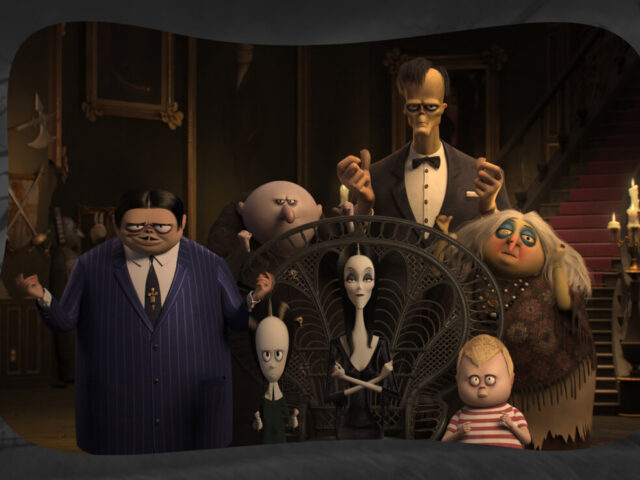 Filmska ocena: Pri Addamsovih (The Addams Family)