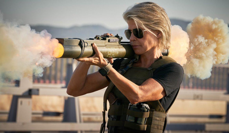 Fotografija linde hamilton iz filma Terminator