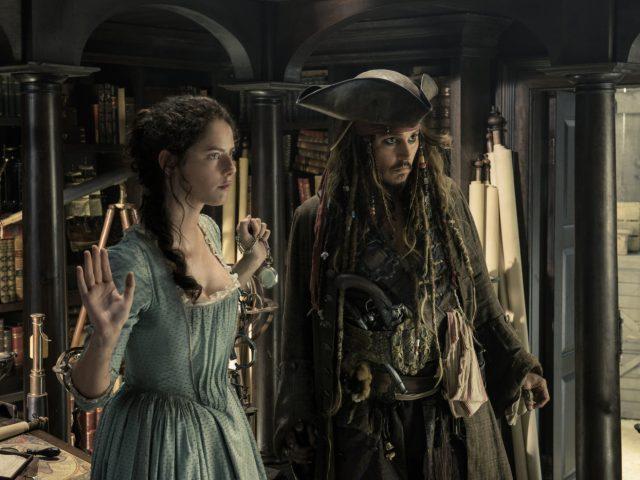 Video ocena: Pirati s Karibov: Salazarjevo maščevanje