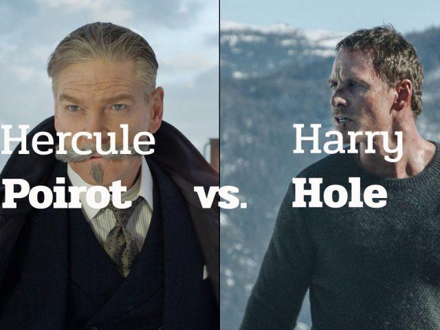 Hercule Poirot in Harry Hole