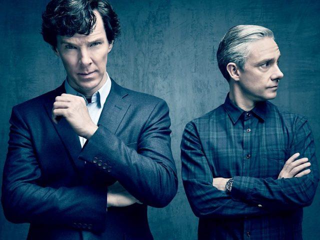 Sherlock: novo življenje slavnega detektiva