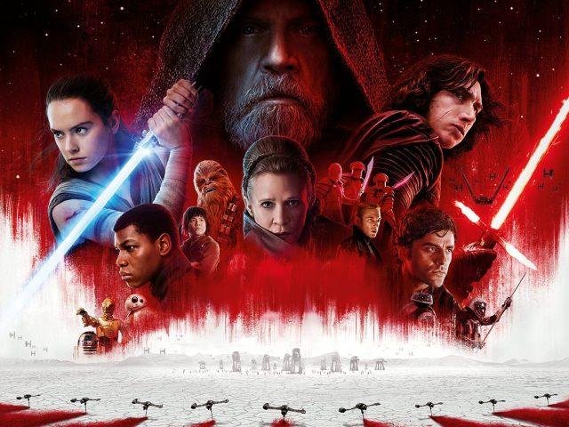5 ključnih dejstev: Vojna zvezd: Poslednji Jedi