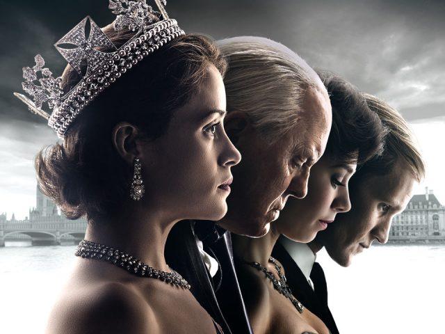 Priporočilo za verižno gledanje: Krona (The Crown)