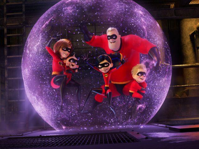 Otroški kino: Neverjetni 2 (Incredibles 2)