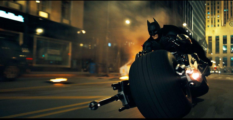 The Dark Knight Vitez teme Batman